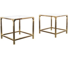 Image of Danish Modern Nightstands