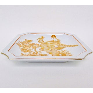 Porcelain Catchall W/ Pheasants Preview