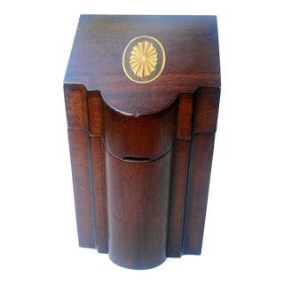 Selamat Designs Mahogany Georgian Style Knife Box