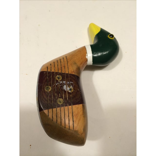 Lodge Vintage Golf Club Duck For Sale - Image 3 of 7