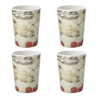 Specimen Tumblers - Set of 4 For Sale