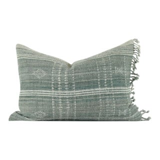 Vintage Hand Woven Pillow Cover For Sale