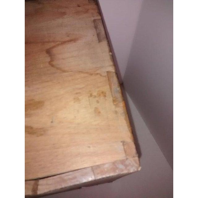 Primitive New England Antique Cabinet Shaker Style - Image 4 of 5
