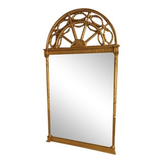 Friedman Brothers Dome Top Mirror For Sale