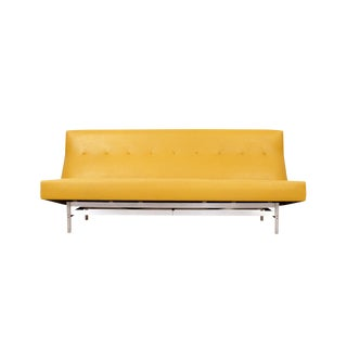 Rare Architectural Sofa by Jens Risom For Sale