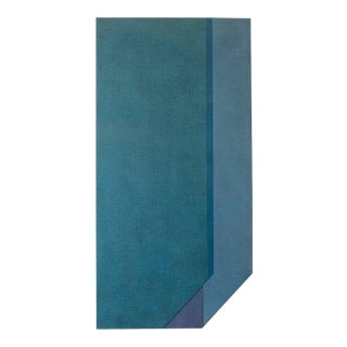 "Carl Magnus, ""Casharsis,"" Pigment on Canvas, 1989-1990 For Sale"