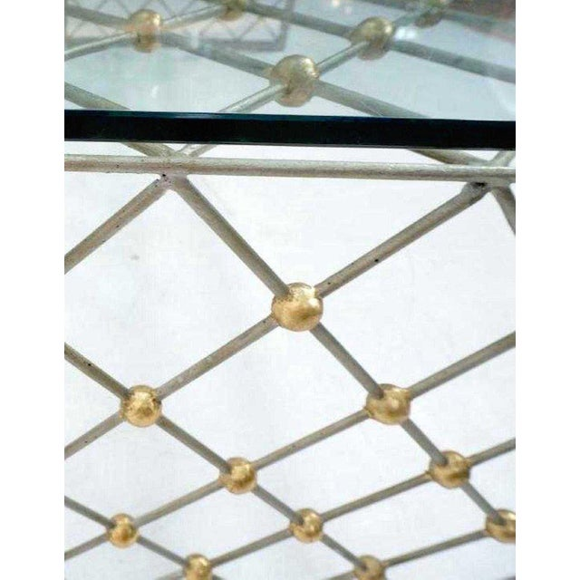 """Late 20th Century """"Tour Eiffel"""" Coffee Table After Jean Royere For Sale - Image 5 of 9"""