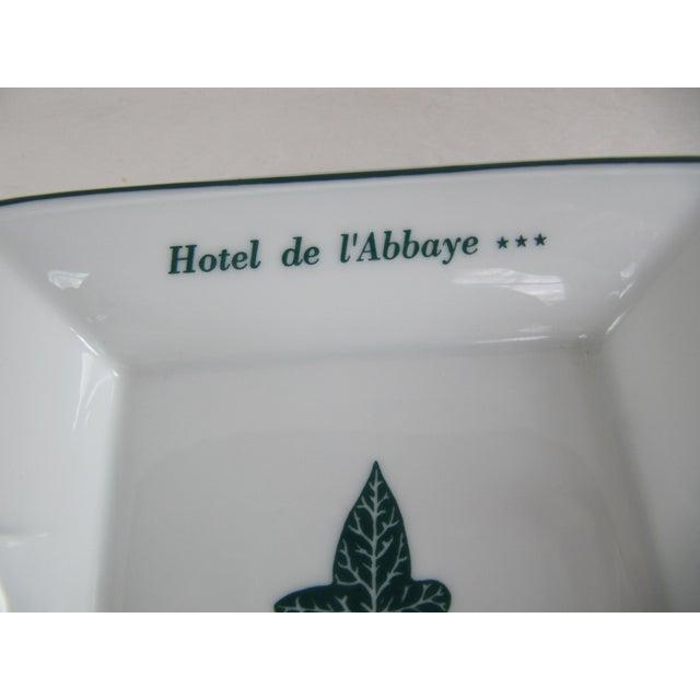 Vintage Hotel De l'Abbaye Paris Haviland Limoges Ashtray - Image 6 of 6