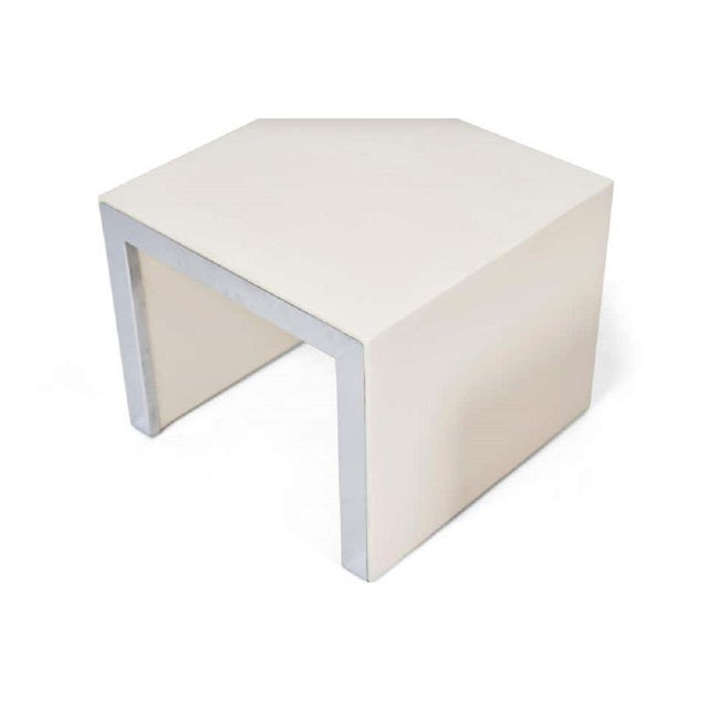 Tommaso Barbi Tommaso Barbi Side Tables - a Pair For Sale - Image 4 of 7