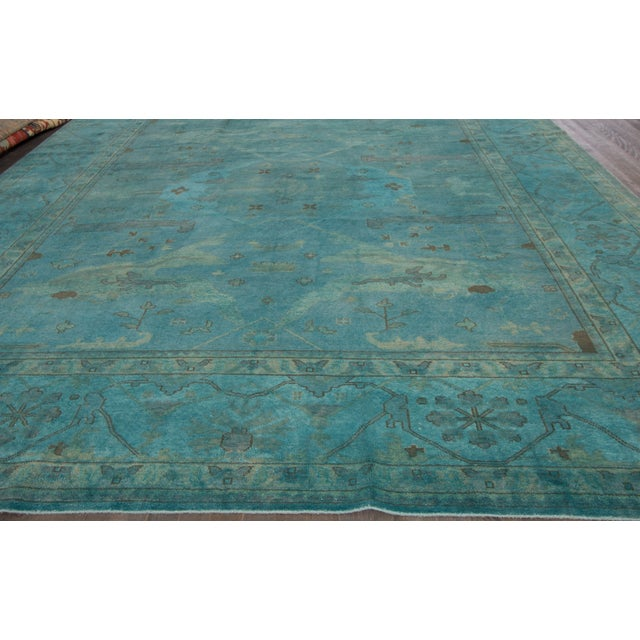 "Apadana Over-Dyed Rug - 12' X 14'8"" - Image 6 of 10"
