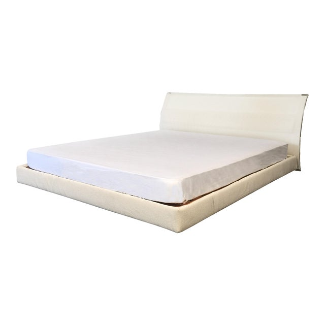 B&B Italia 'Aletto' Bed by Paolo Piva - Image 1 of 6