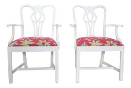 Image of Lacquer Accent Chairs