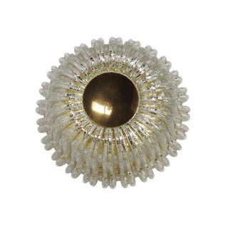 Italian Style Flush Mount by Helena Tynell For Sale