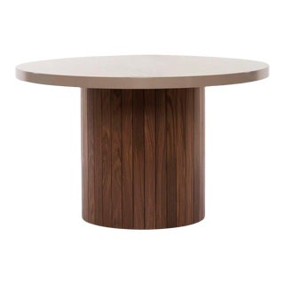 Naula Wood & Lacquer Plank Table For Sale