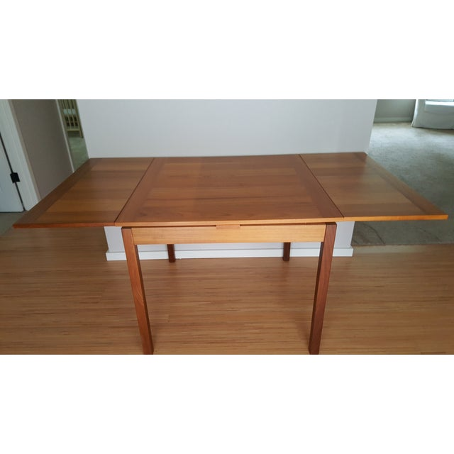 Møbler Teak Dining Table - Image 6 of 10
