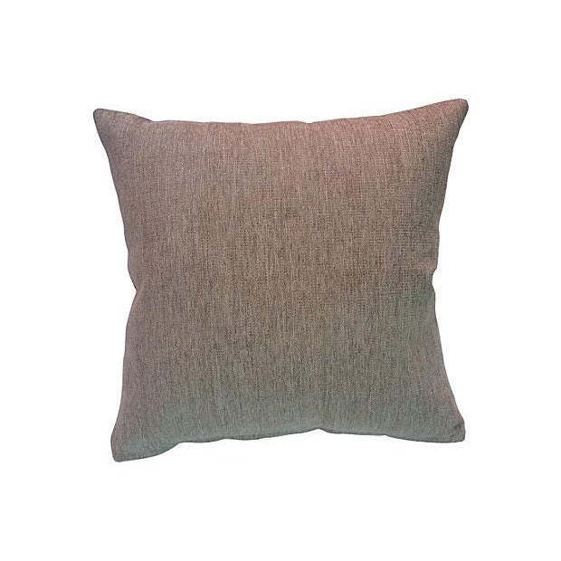 Scottish Wool Plaid Pillows - A Pair - Image 3 of 3