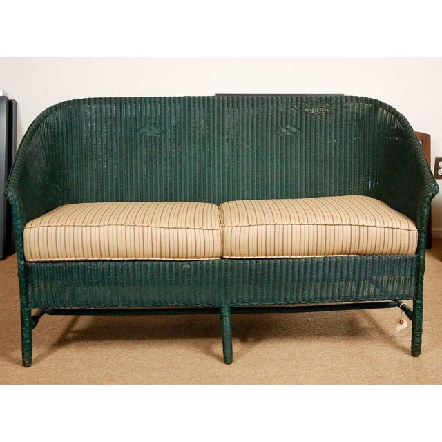 Suite of Wicker Seating - 3 Pieces - Image 3 of 9