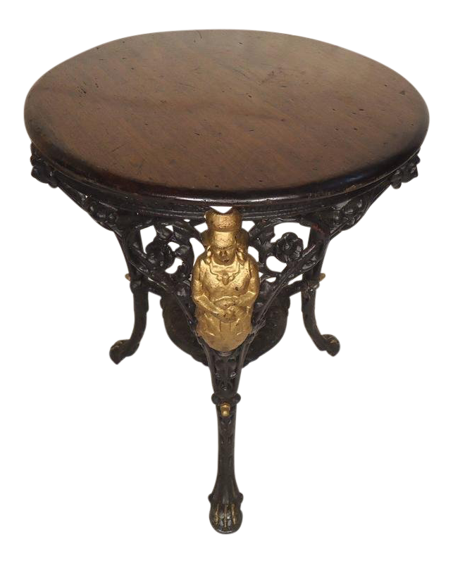 Antique English Pub Table