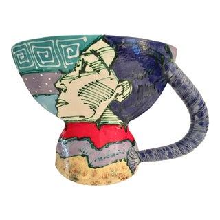 Saldaitis Studio Pottery Vase / Pitcher