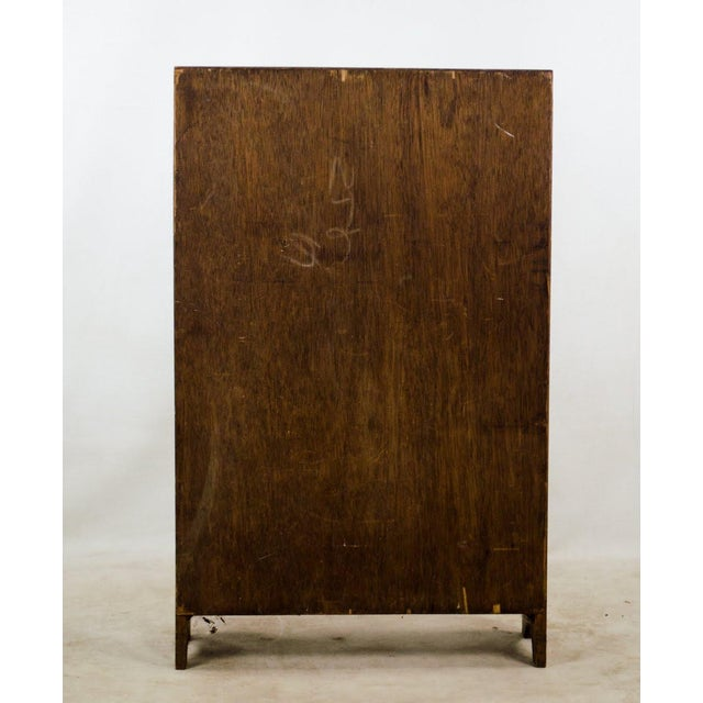 19th Century English Traditional Stand-Up Desk Bookshelf For Sale - Image 12 of 13