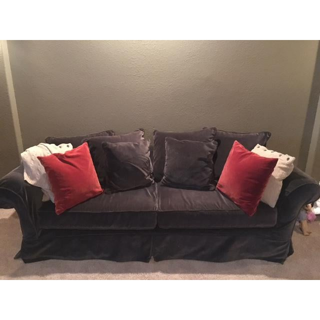 Pottery Barn Charleston Couch - Image 3 of 8
