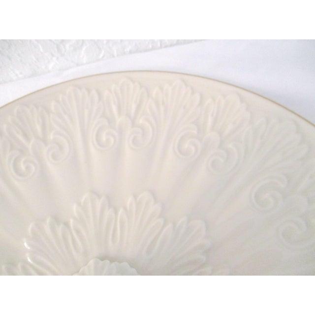 Hollywood Regency Lenox Petite Four Serving Platter For Sale - Image 3 of 8