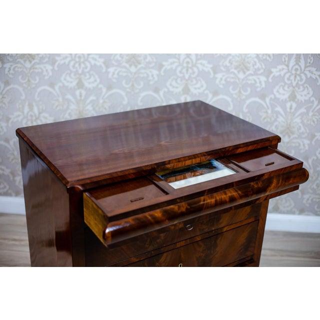 1860s Biedermeier Dresser-Vanity Table For Sale - Image 12 of 13