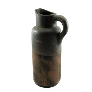 Rustic Clay Vase For Sale
