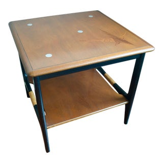 Lane Mid-Century Modern Constellation Side Table