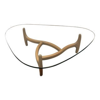 1960s Danish Modern Adrian Pearsall Coffee Table With Planter For Sale