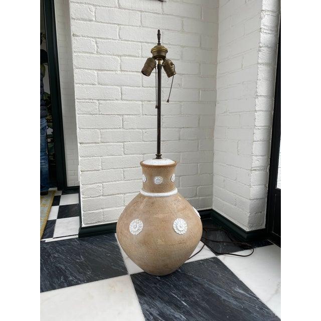 Ugo Zaccagnini Mid-Century Italian Ugo Zaccagnini Lamps - a Pair For Sale - Image 4 of 13