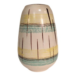 Mid-Century Modern West Germany Vase For Sale