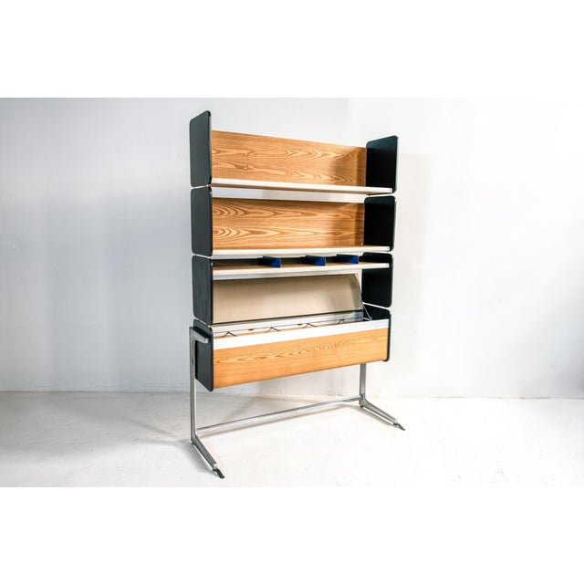 Action Office Storage Unit by George Nelson for Herman Miller For Sale In Boston - Image 6 of 6