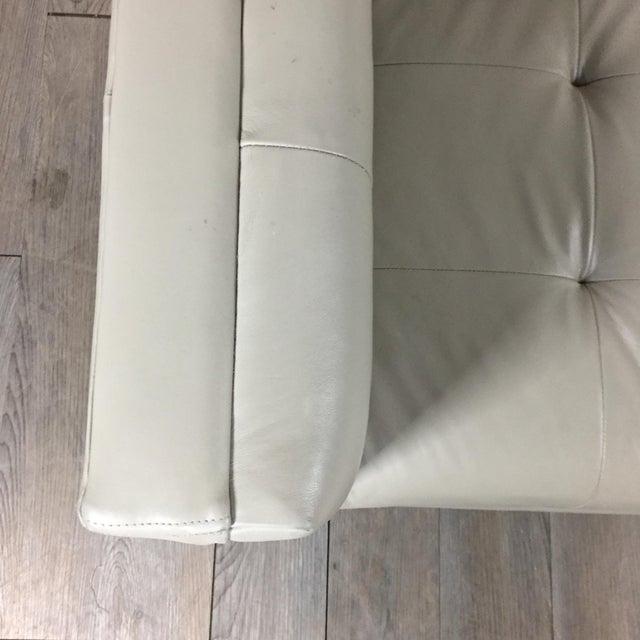 Z Gallerie Modern Tufted Sofa - Image 6 of 11