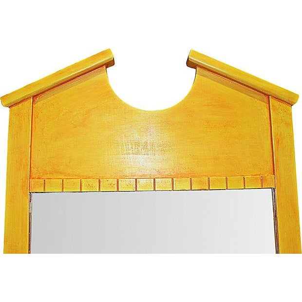 Yellow Double Bonnet Mirror - Image 3 of 4