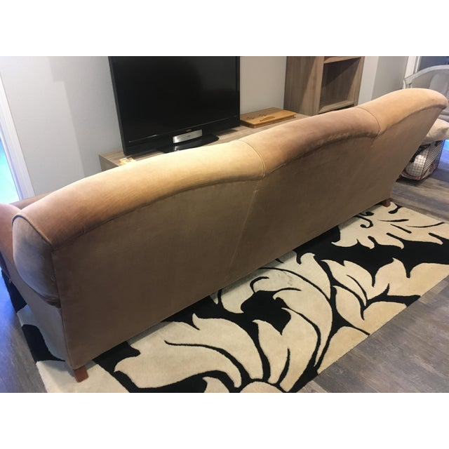 Ralph Lauren 21st Century Ralph Lauren by Henredon Wyland Sofa For Sale - Image 4 of 13