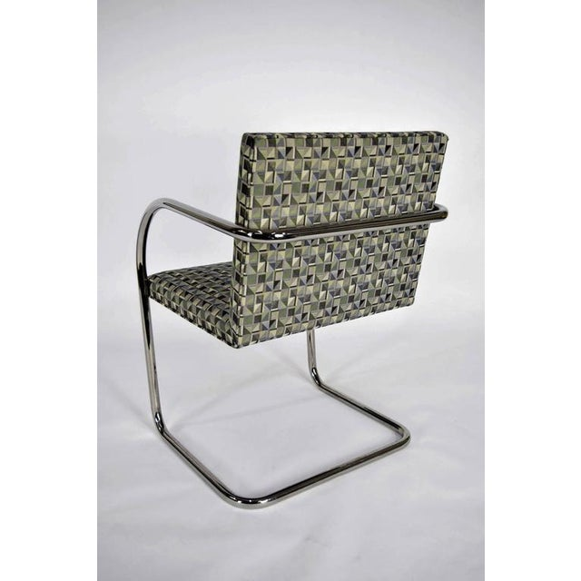 Tubular Brno Chairs by Knoll - Set of 10 For Sale - Image 9 of 10