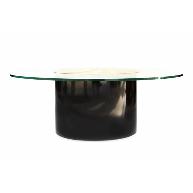 "1970s Christian Krekels ""Escalade"" Dining Table For Sale - Image 5 of 9"