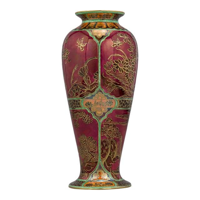 Wedgwood Fairyland Lustre Porcelain Daventry Vase For Sale