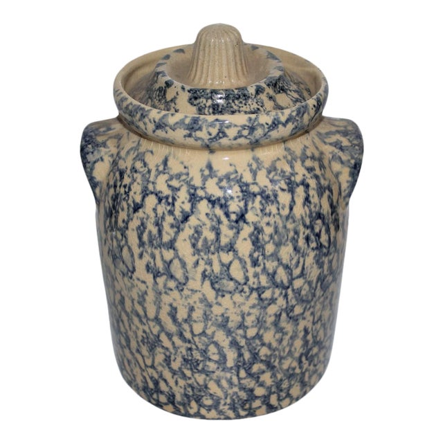 20th Century Ransbottom Cookie Jar For Sale
