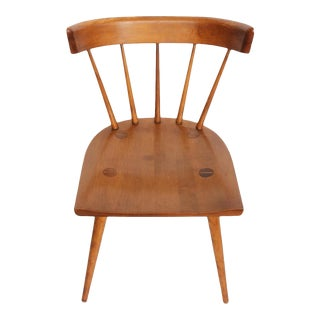 Paul McCobb Mid-Century Spindle Back Desk/Side Chair