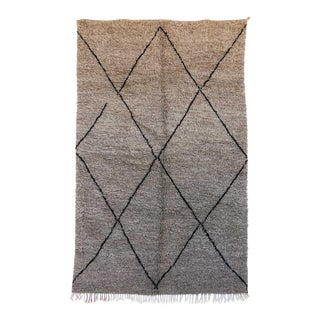 "BENI M'RIRT Moroccan Rug, 5'7"" x 8'9"" For Sale"