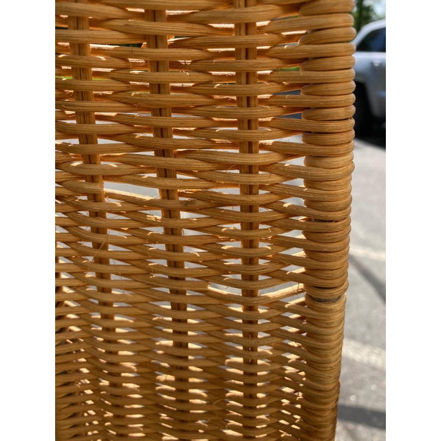 Architectural Rattan Canopy For Sale - Image 9 of 13