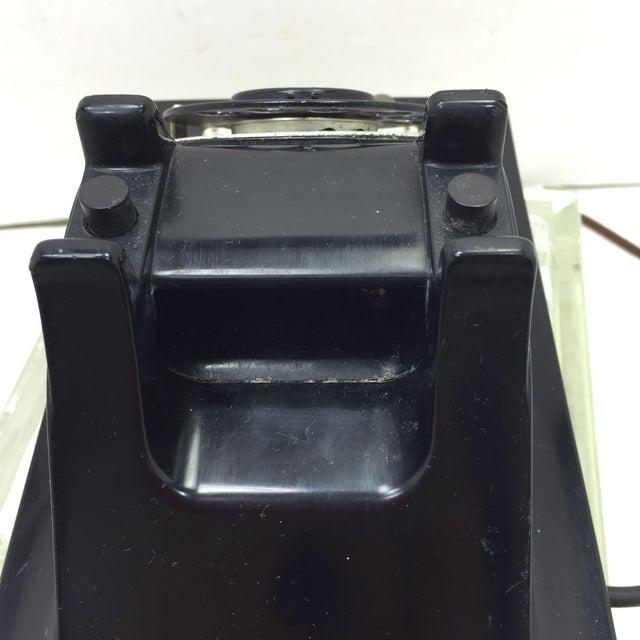 1950 2-Line Telephone WE Model 440EG Black - Image 8 of 8