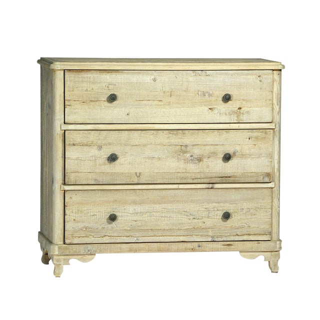 Rustic Reclaimed Wood Dresser - Image 1 of 2