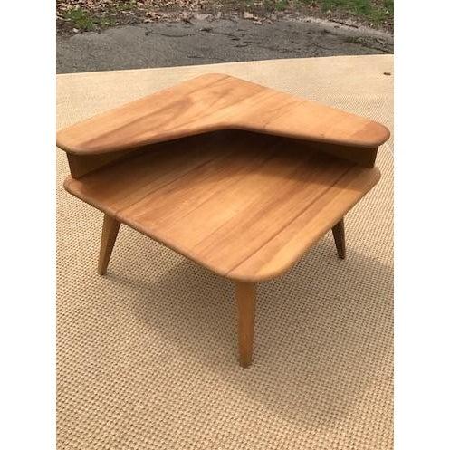 Heywood Wakefield Mid Century Modern End Table Chairish