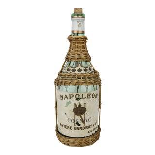 Mid 20th Century Napoléon Cognac Bottle For Sale