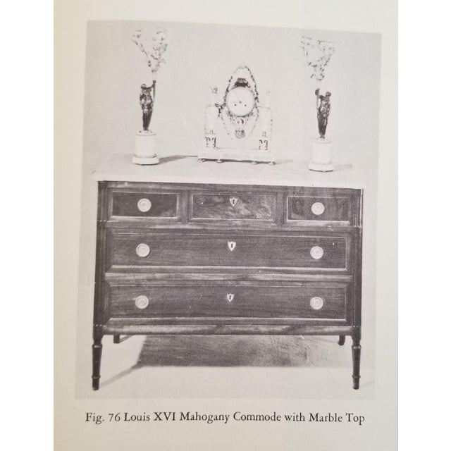 French Provincial Decorative Art by Catherine Oglesby 1951 For Sale In Tampa - Image 6 of 8