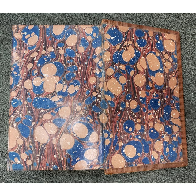 """Brown """"The Poetical Works of John Dryden"""" Book by Rev. George Gilfillan (1857) For Sale - Image 8 of 10"""