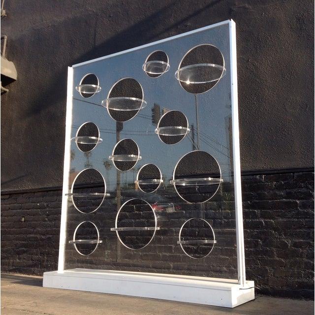 Modern Custom Lucite Display - Image 3 of 6